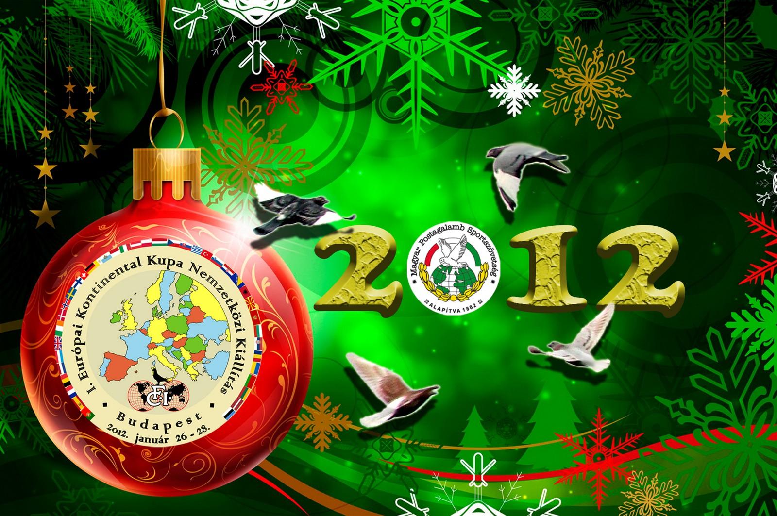 Békés karácsonyt, boldog új évet!
