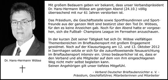 Dr. Hans-Hermann Wöbse